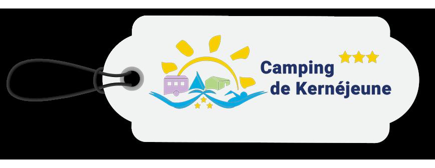 Camping de Kernéjeune Morbihan Bretagne
