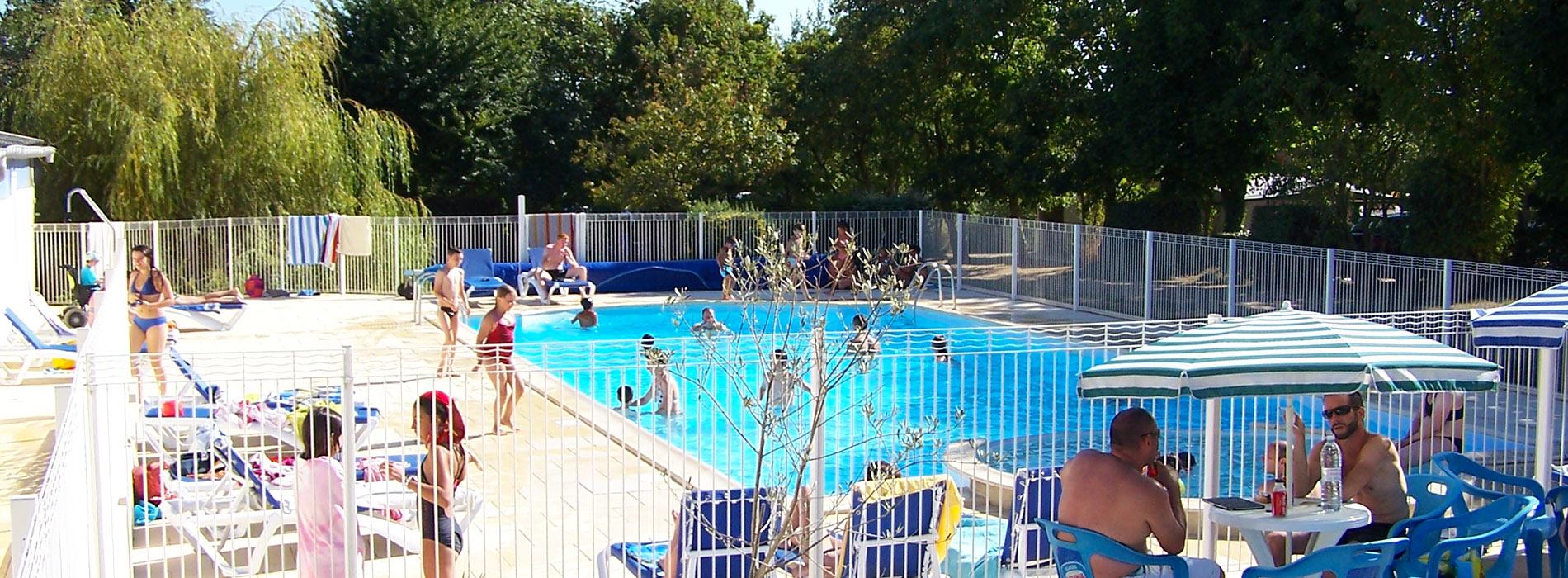 Camping de k rnejeune arzal morbihan bretagne sud for Camping piscine bretagne sud