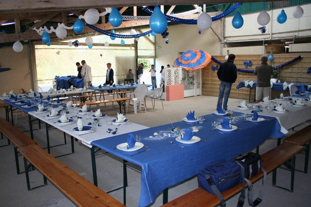 Photos du camping de kern jeune 3 toiles arzal morbihan bretagne - Decoration de salle pour bapteme garcon ...